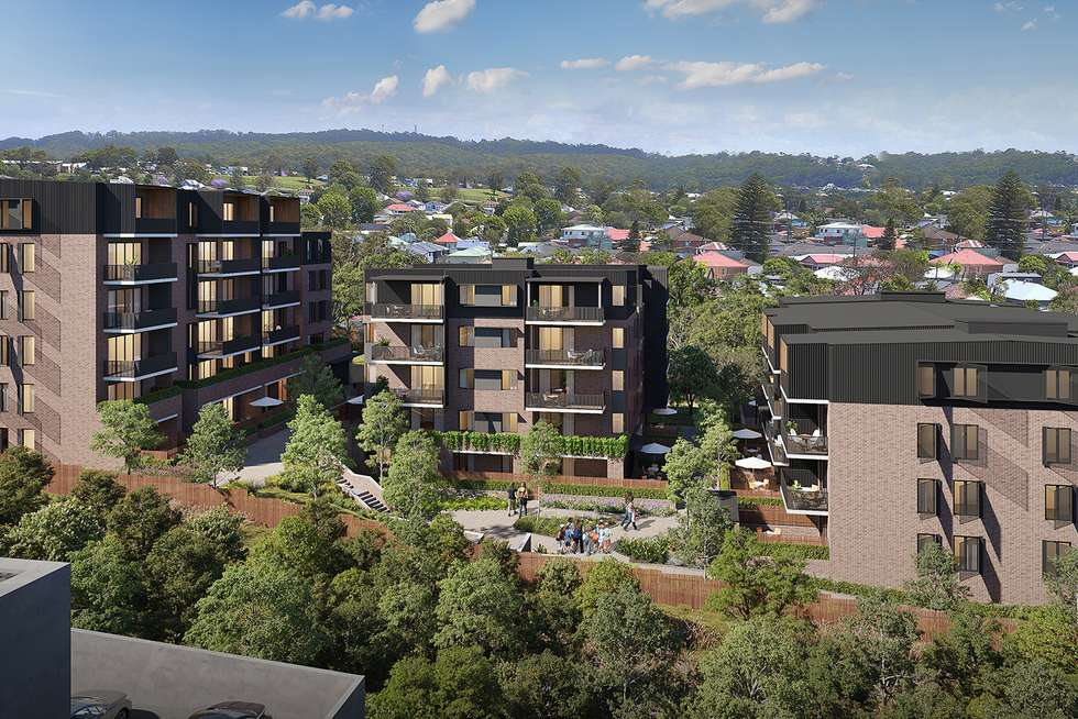 Third view of Homely apartment listing, Lot 54 - G01 300 Brunker Road, Adamstown NSW 2289