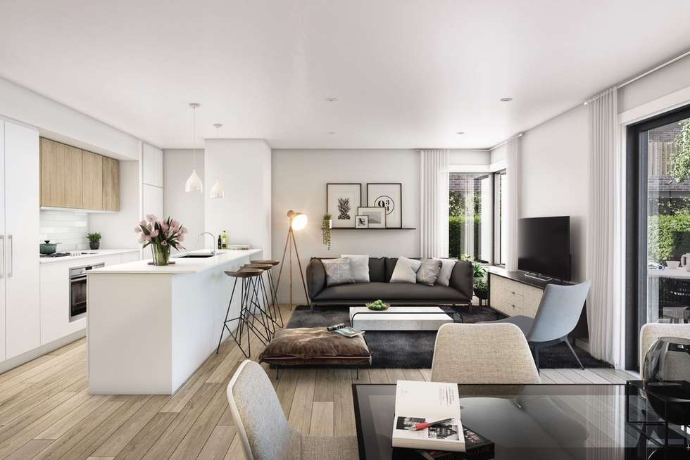 Second view of Homely apartment listing, Lot 56 - G04 300 Brunker Road, Adamstown NSW 2289