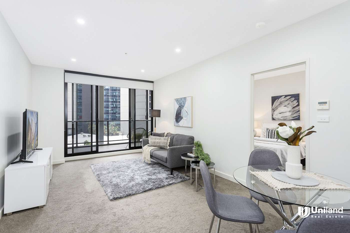 Main view of Homely apartment listing, 302/11 Hassall Street, Parramatta NSW 2150