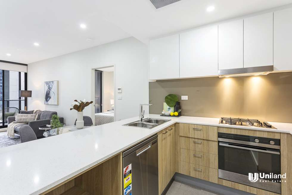 Second view of Homely apartment listing, 302/11 Hassall Street, Parramatta NSW 2150