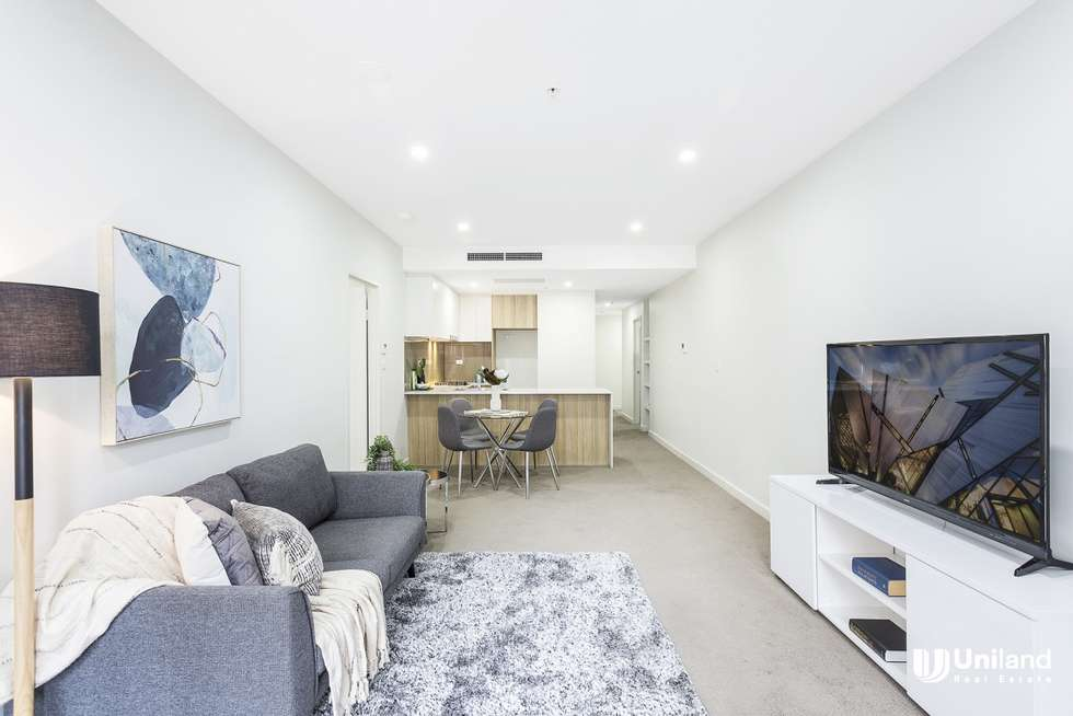 Third view of Homely apartment listing, 302/11 Hassall Street, Parramatta NSW 2150