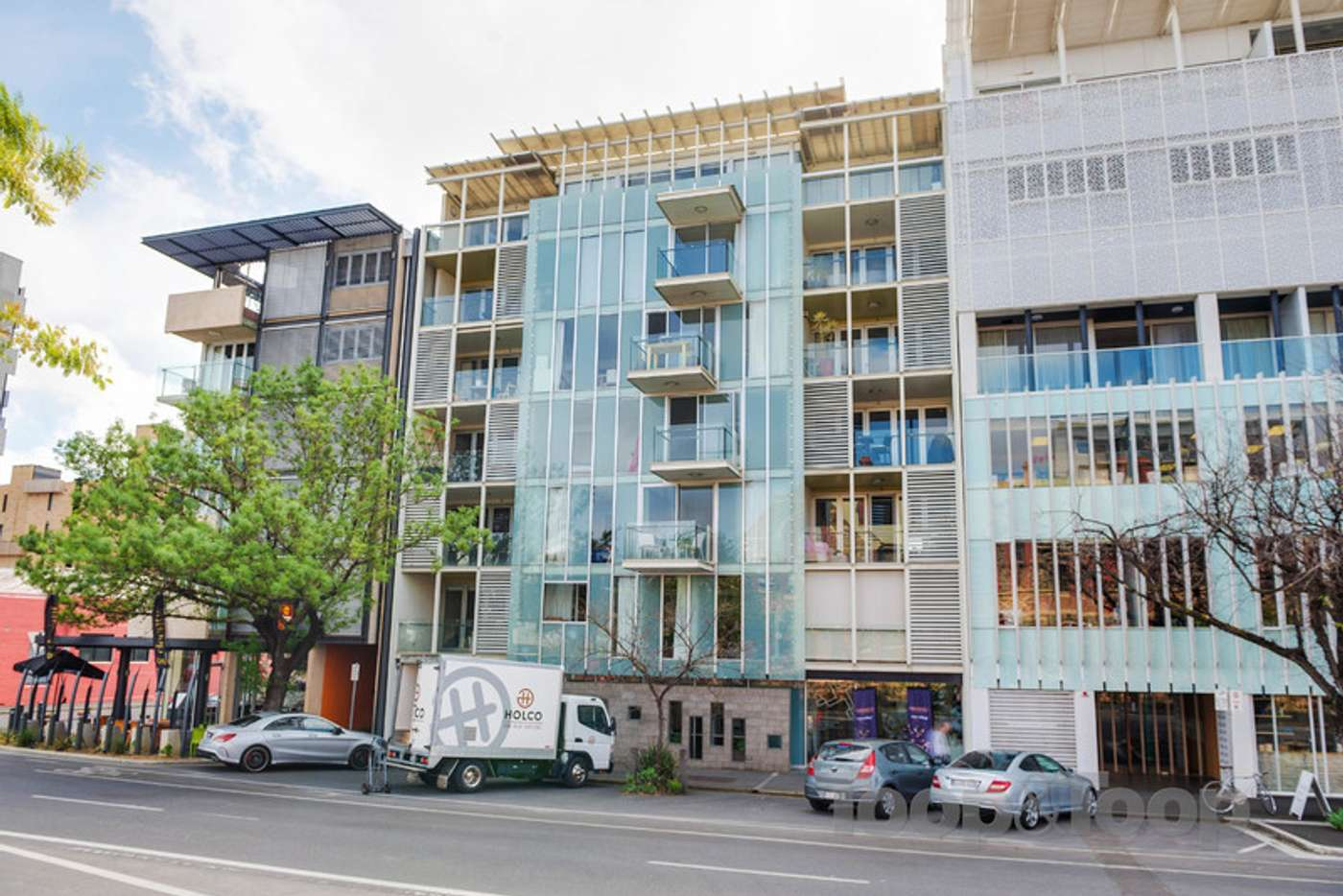 Fifth view of Homely apartment listing, 502/268 Flinders Street, Adelaide SA 5000