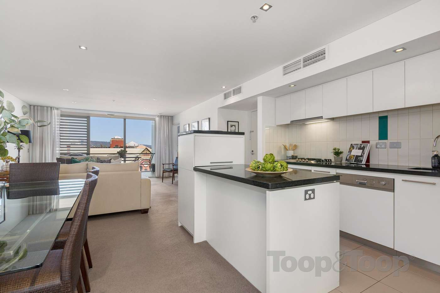 Sixth view of Homely apartment listing, 502/268 Flinders Street, Adelaide SA 5000