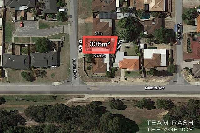 Proposed Lot 1/2 Parana Crescent, Beechboro WA 6063