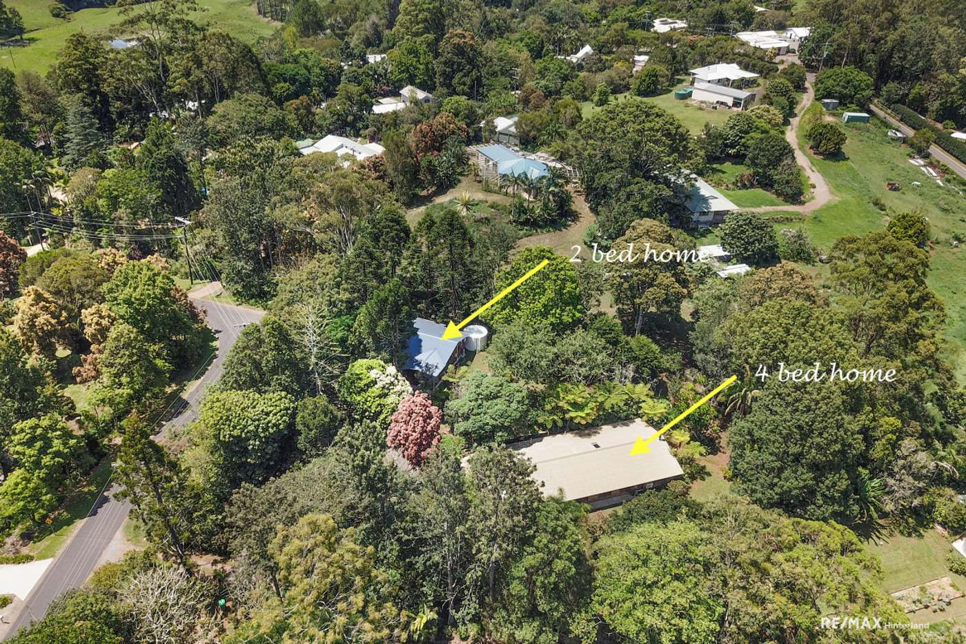 Main view of Homely house listing, 13 Treehaven Way, Maleny QLD 4552