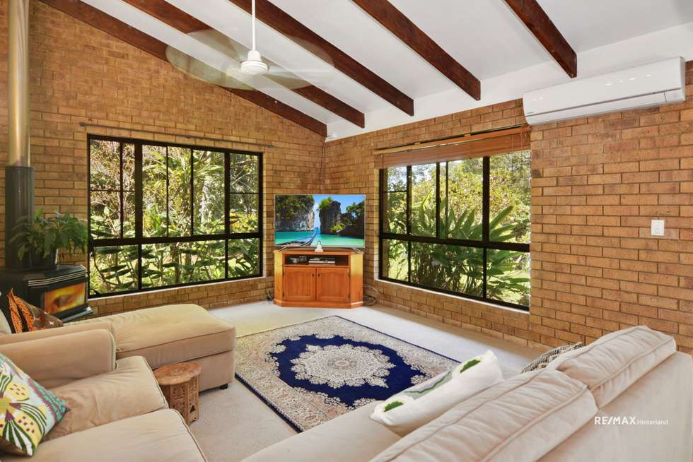 Fifth view of Homely house listing, 13 Treehaven Way, Maleny QLD 4552