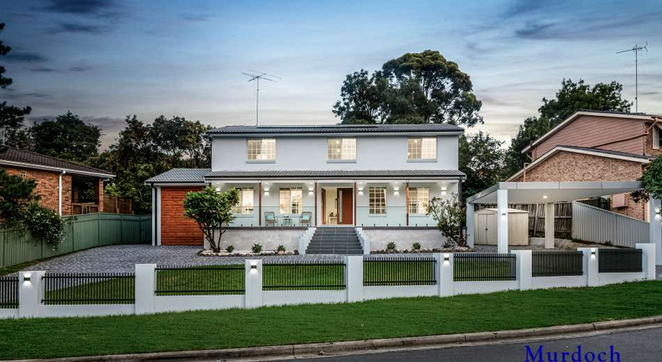 16 Walsh Avenue, Castle Hill NSW 2154