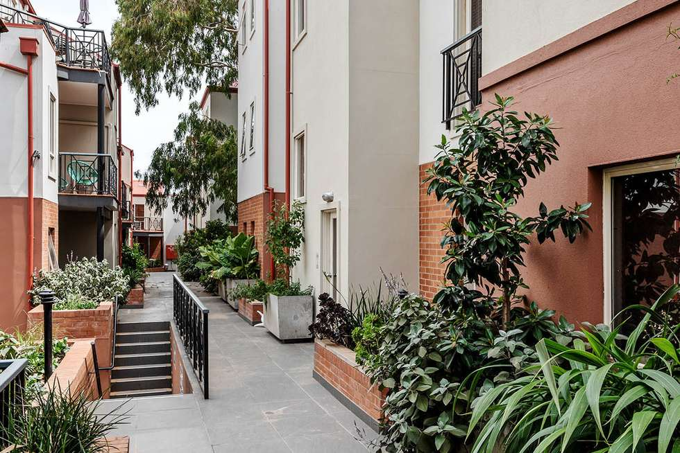 Fourth view of Homely apartment listing, 42/8-32 Howlett Street, Kensington VIC 3031