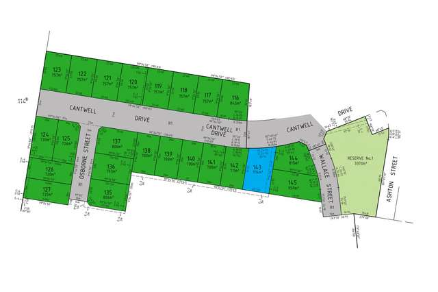 LOT 143 Cantwell Drive, Sale VIC 3850