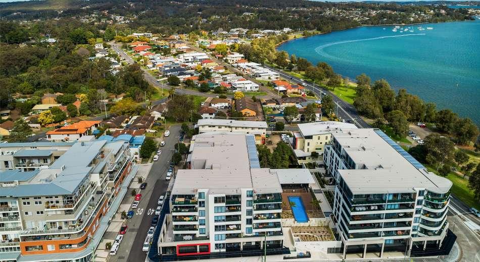 219/1 Howard Street, Warners Bay NSW 2282