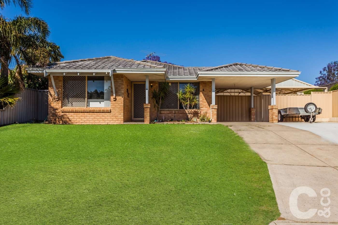 Main view of Homely house listing, 74 Perham Crescent, Leda WA 6170