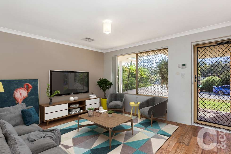 Second view of Homely house listing, 74 Perham Crescent, Leda WA 6170