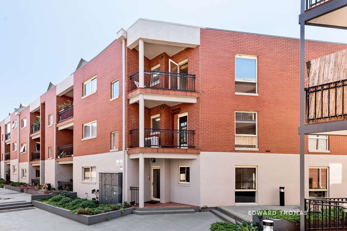 Main view of Homely apartment listing, 22/18 Mawbey Street, Kensington VIC 3031