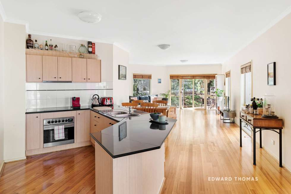 Second view of Homely apartment listing, 22/18 Mawbey Street, Kensington VIC 3031