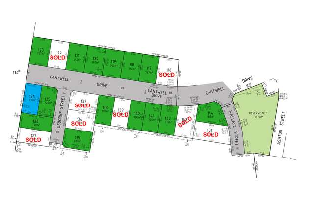LOT 124 Cantwell Drive, Sale VIC 3850