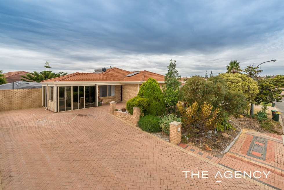 Second view of Homely house listing, 6 Peterborough Drive, Currambine WA 6028
