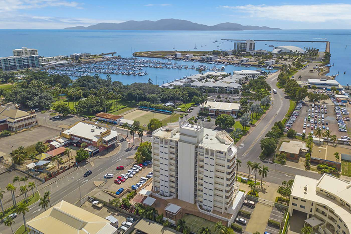 Main view of Homely apartment listing, 1A/7 The Strand, North Ward QLD 4810