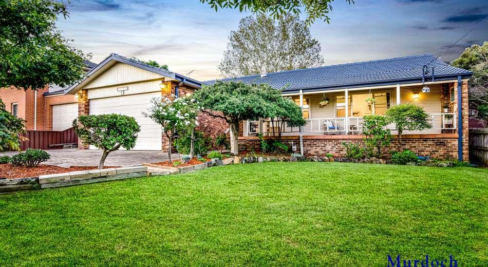 8 Graham Crescent, Baulkham Hills NSW 2153