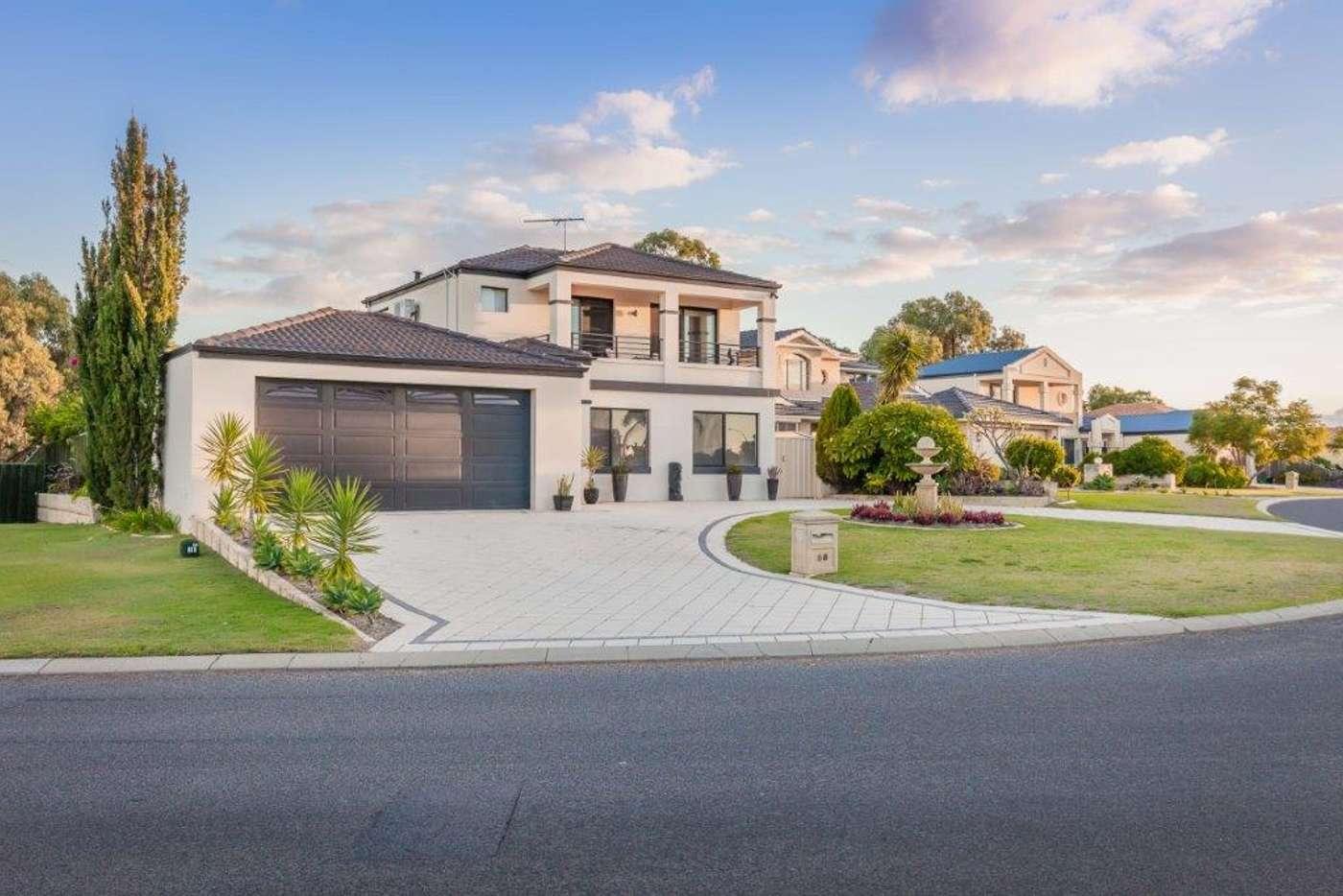 Main view of Homely house listing, 68 La Grange Loop, Currambine WA 6028