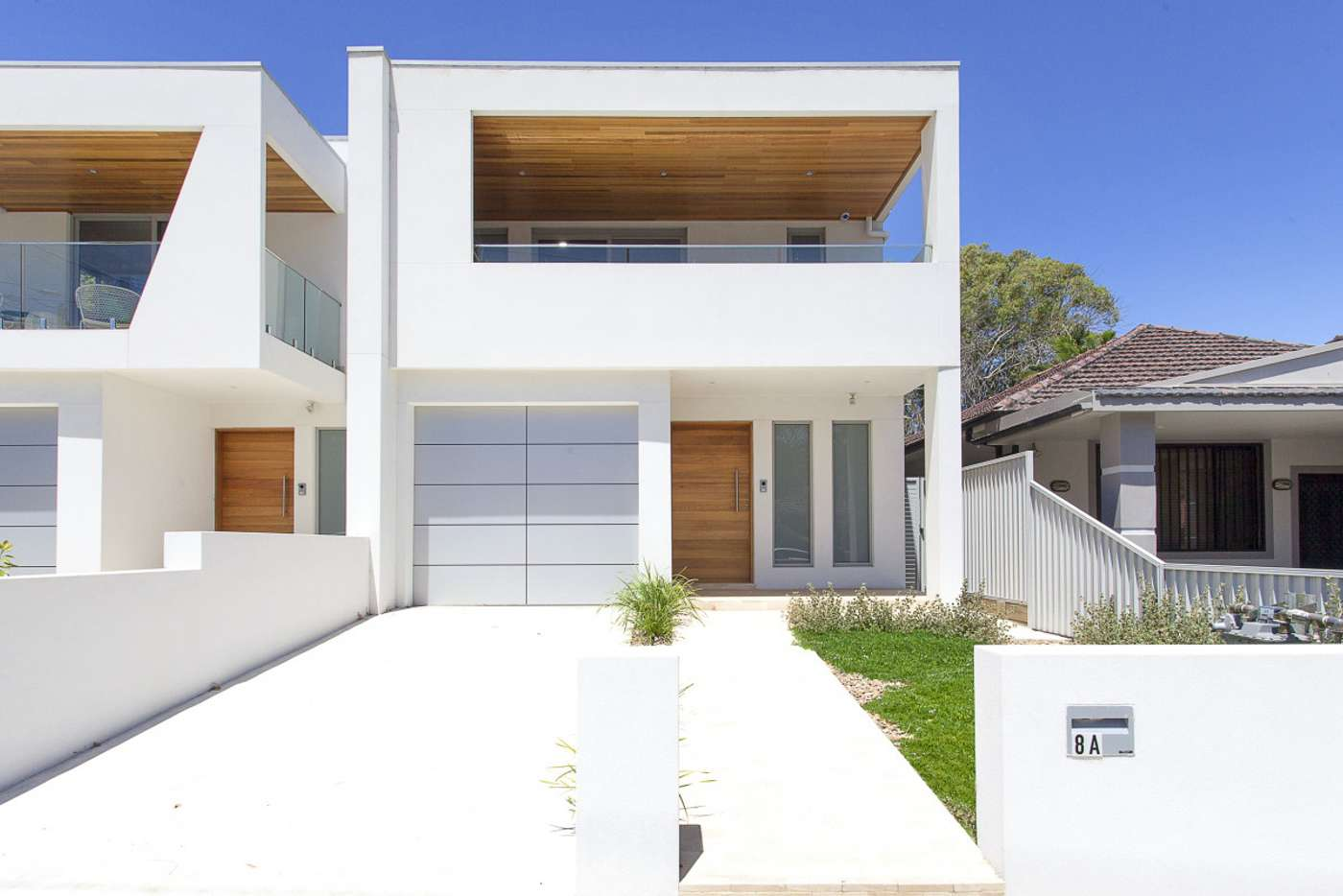 Main view of Homely semiDetached listing, 8A Banksia Road, Greenacre NSW 2190