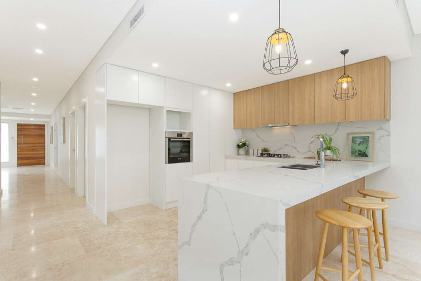 Sixth view of Homely semiDetached listing, 8A Banksia Road, Greenacre NSW 2190