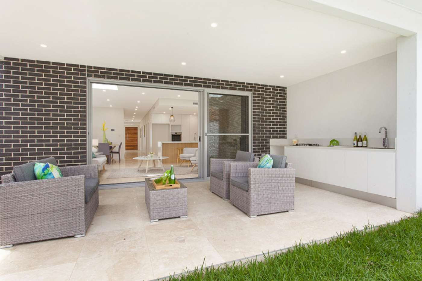 Seventh view of Homely semiDetached listing, 8A Banksia Road, Greenacre NSW 2190