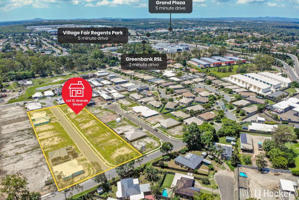 Third view of Homely residentialLand listing, LOT 9/8 Grande Street, Hillcrest QLD 4118