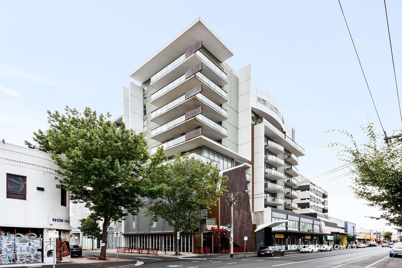 Main view of Homely apartment listing, 612/250 Barkly Street, Footscray VIC 3011