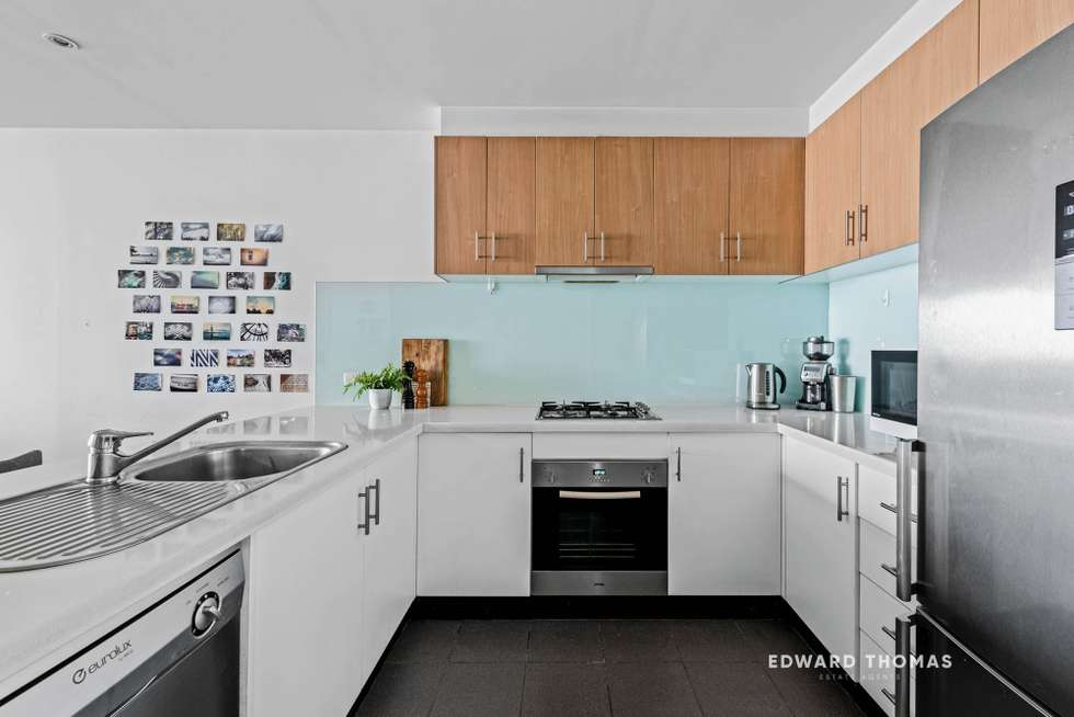 Third view of Homely apartment listing, 612/250 Barkly Street, Footscray VIC 3011