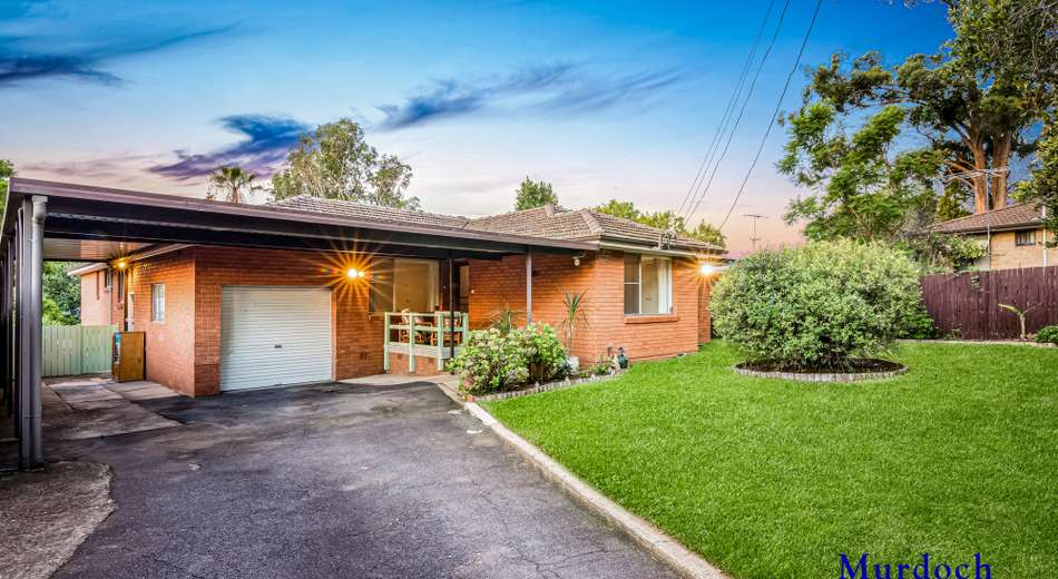 23 Coolong Street, Castle Hill NSW 2154