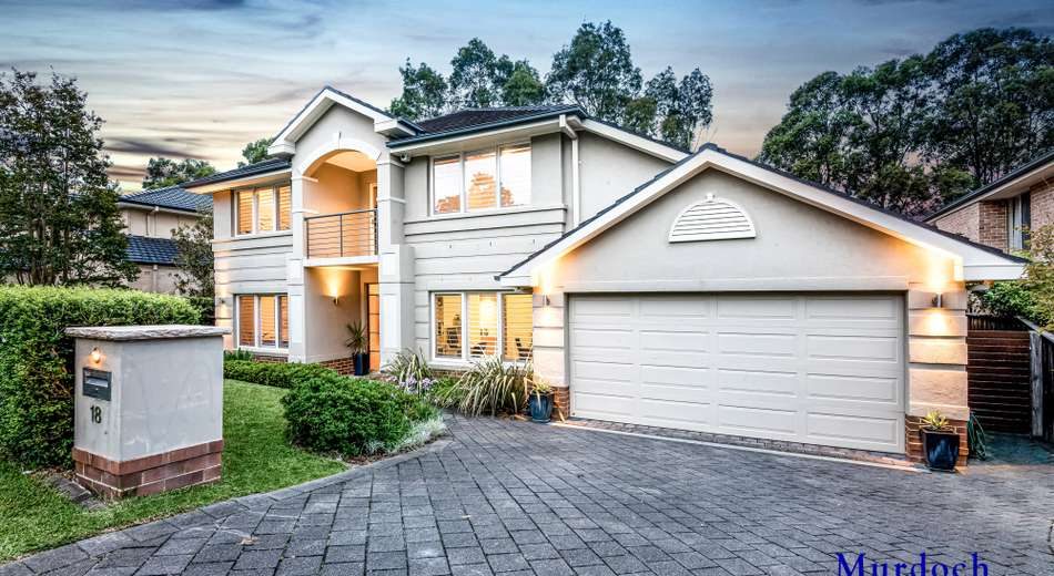 18 Brosnan Place, Castle Hill NSW 2154