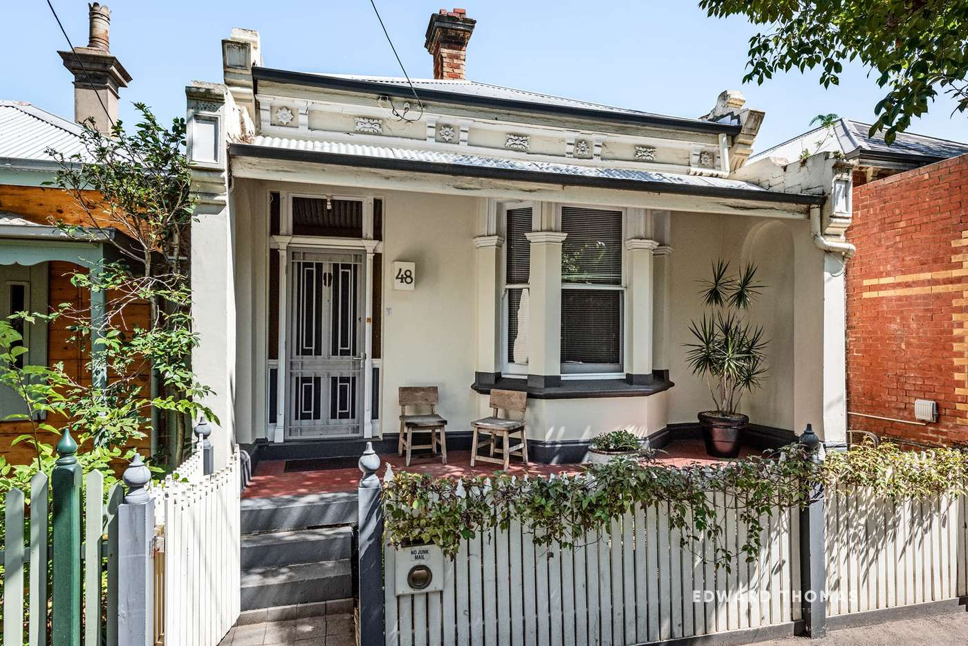 Main view of Homely house listing, 48 Bellair Street, Kensington VIC 3031
