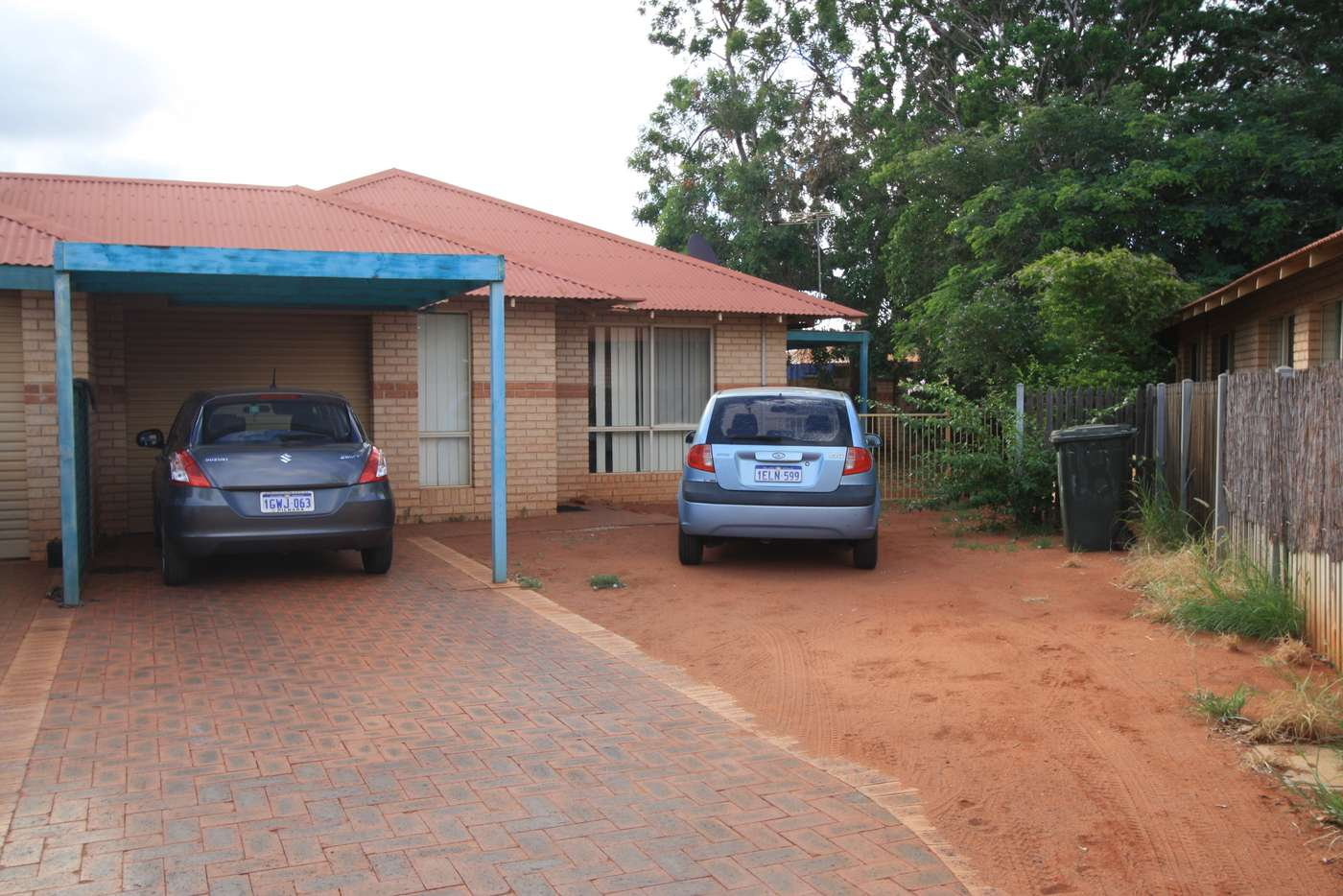 Main view of Homely villa listing, 18/35 Egret Crescent, South Hedland WA 6722