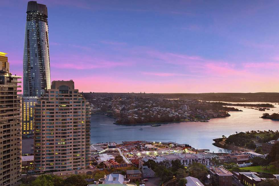 Second view of Homely apartment listing, 2604/100 Gloucester Street, Sydney NSW 2000