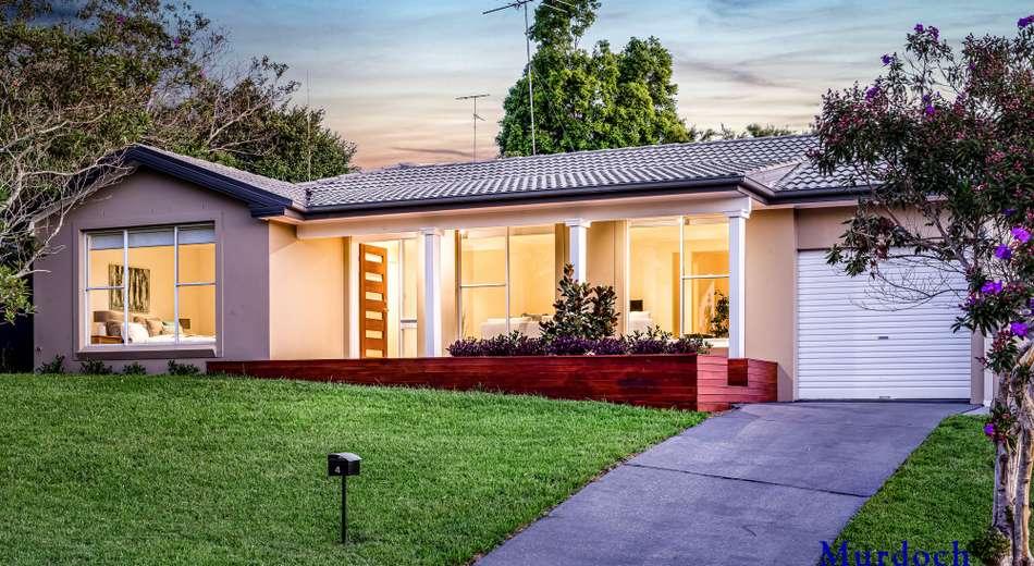 4 Walsh Avenue, Castle Hill NSW 2154