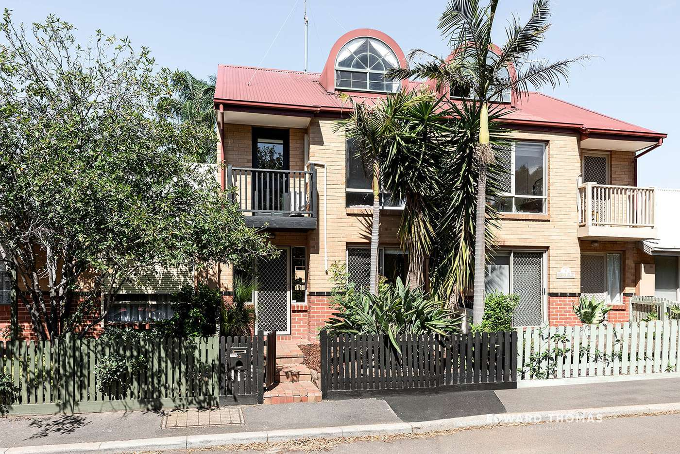 Main view of Homely townhouse listing, 15 Sherwin Street, Kensington VIC 3031