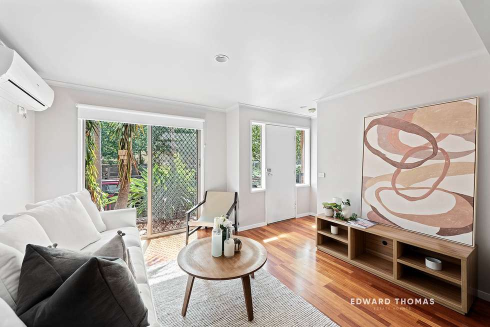 Third view of Homely townhouse listing, 15 Sherwin Street, Kensington VIC 3031