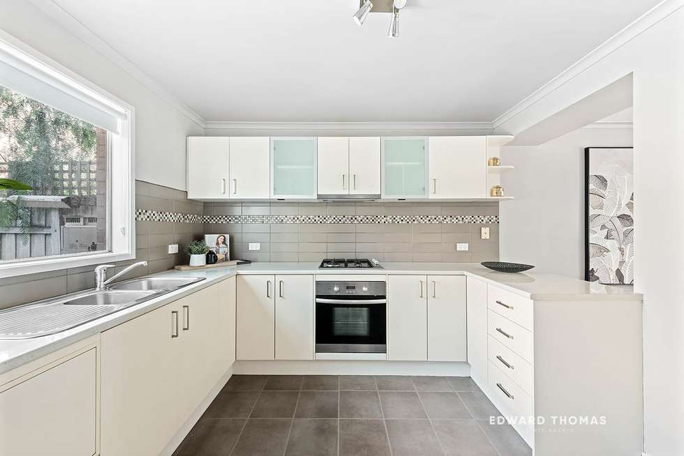 Fourth view of Homely townhouse listing, 15 Sherwin Street, Kensington VIC 3031