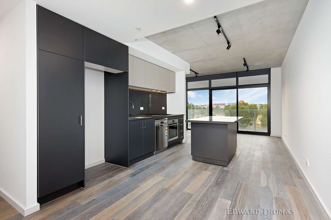 Main view of Homely apartment listing, 339/77 Hobsons Road, Kensington VIC 3031