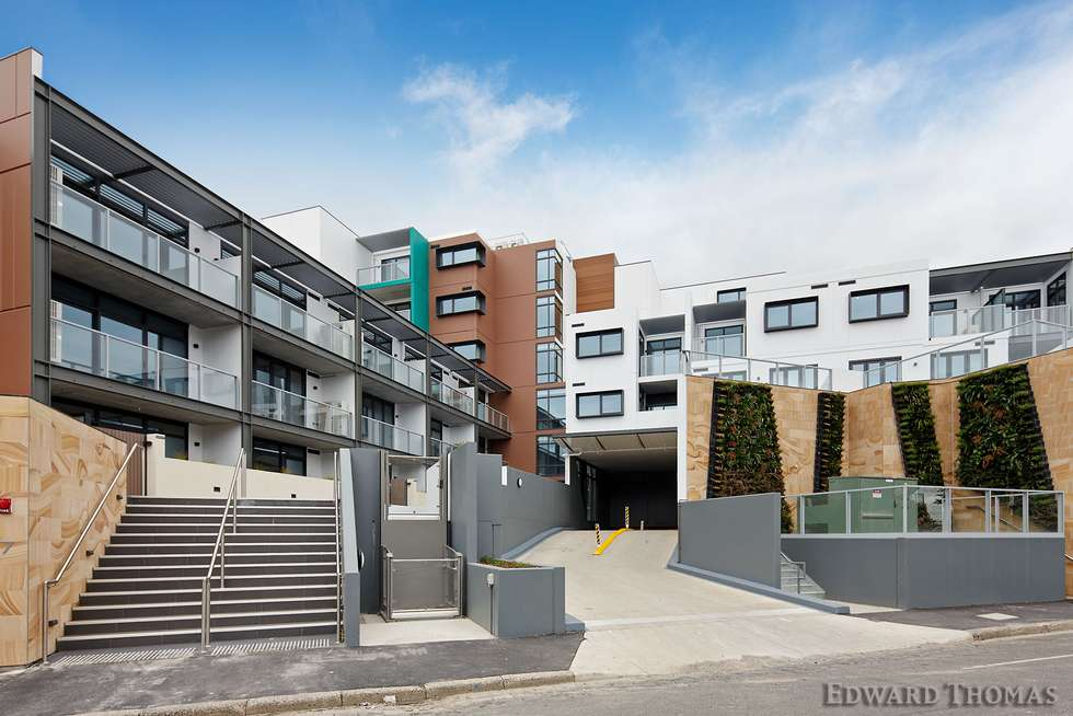 Second view of Homely apartment listing, 339/77 Hobsons Road, Kensington VIC 3031