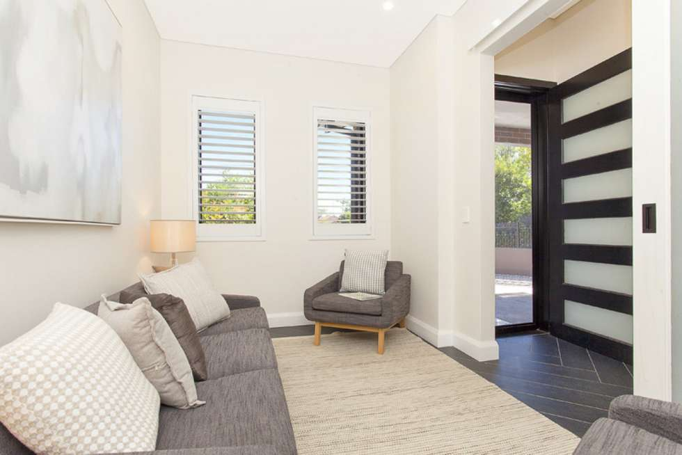 Second view of Homely semiDetached listing, 6A Whitfield Avenue, Ashbury NSW 2193