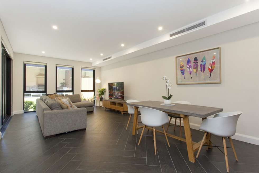 Third view of Homely semiDetached listing, 6A Whitfield Avenue, Ashbury NSW 2193