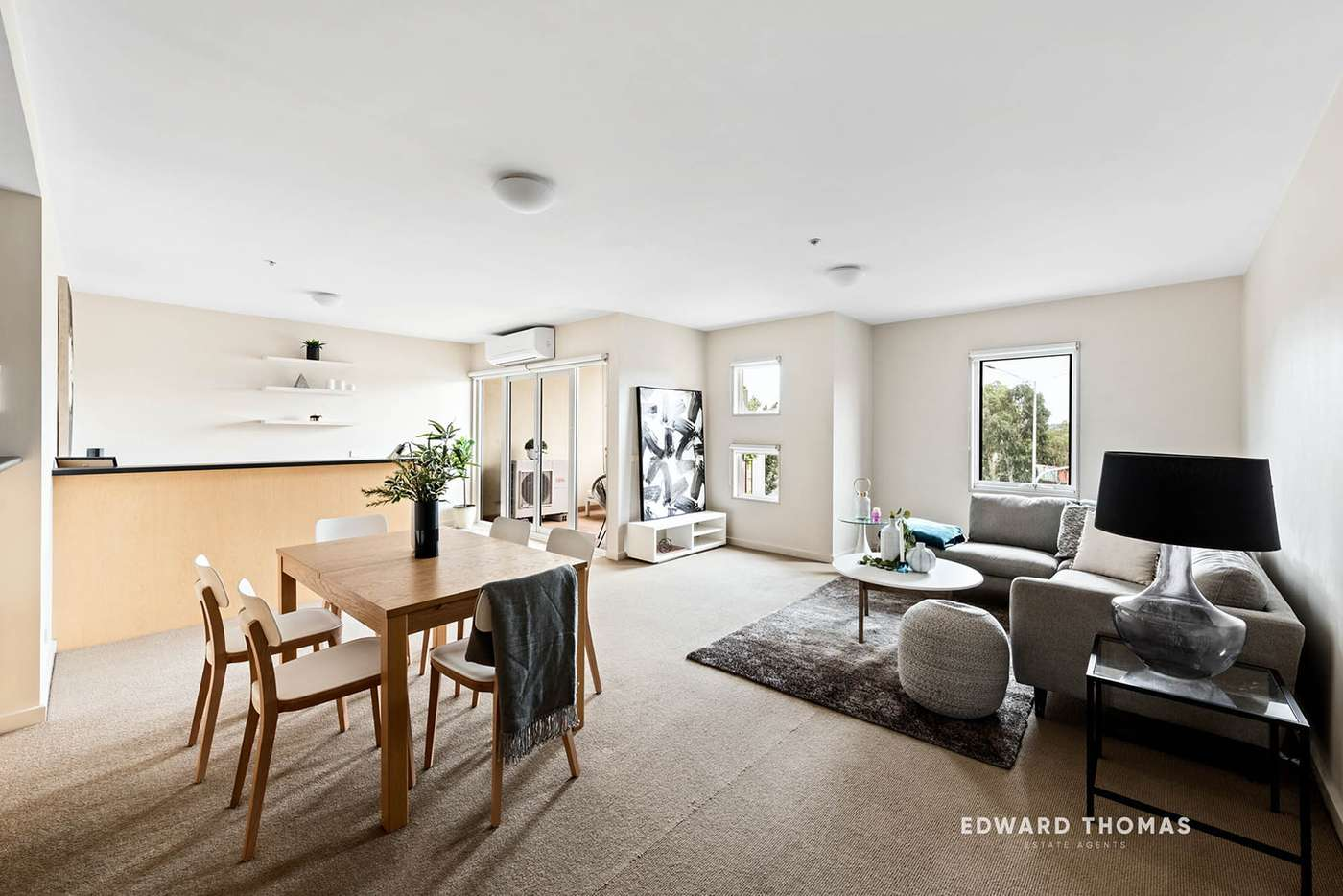 Main view of Homely apartment listing, 19/1 Gatehouse Drive, Kensington VIC 3031