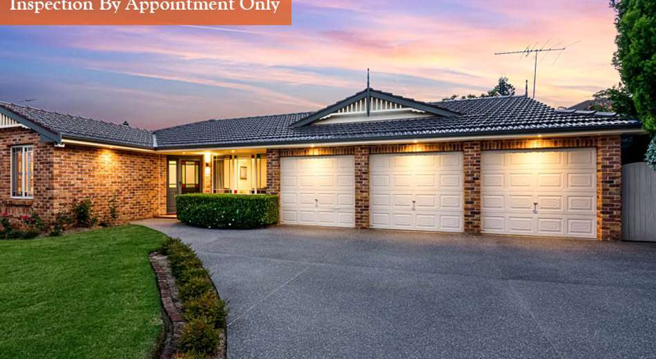 19 Tawmii Place, Castle Hill NSW 2154