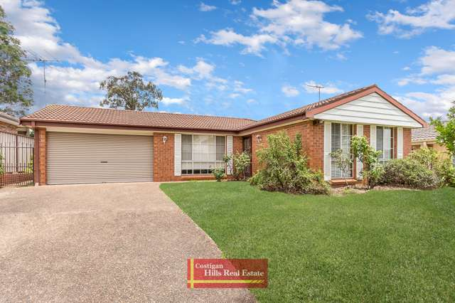 3 Maidos Place, Quakers Hill NSW 2763