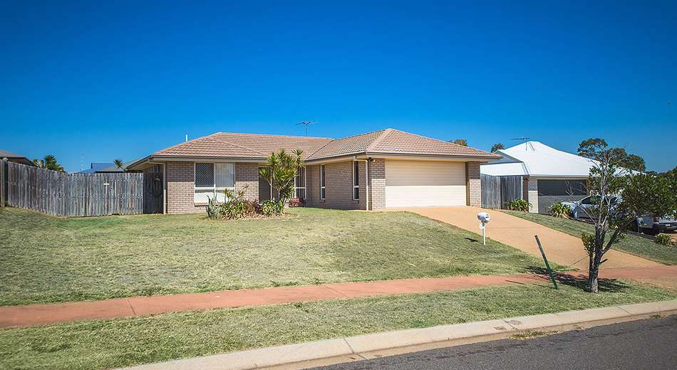 12 John Oxley Drive, Gracemere QLD 4702