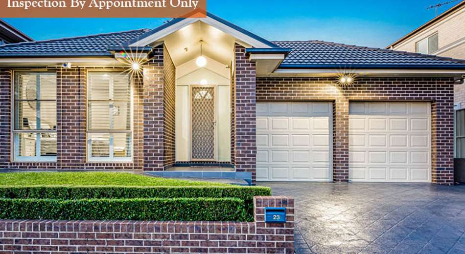 23 Hadley Circuit, Beaumont Hills NSW 2155