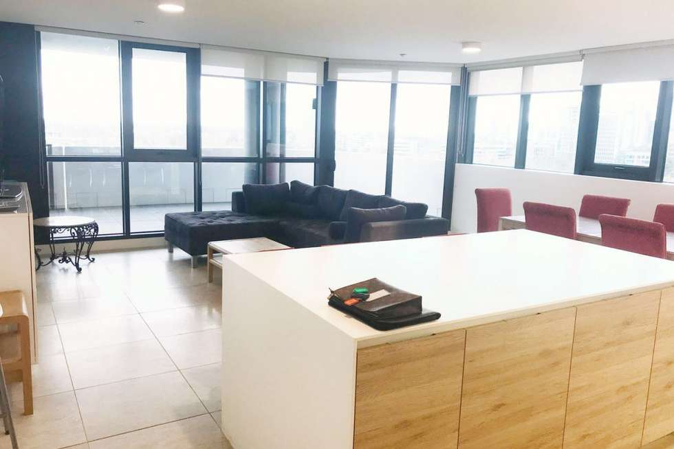 Fifth view of Homely apartment listing, 1003/12 Queens Road, Melbourne VIC 3004