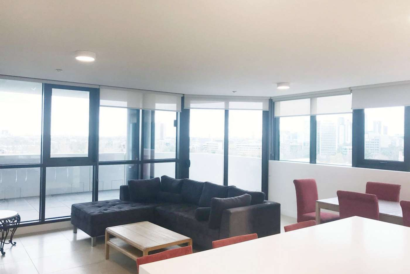 Sixth view of Homely apartment listing, 1003/12 Queens Road, Melbourne VIC 3004