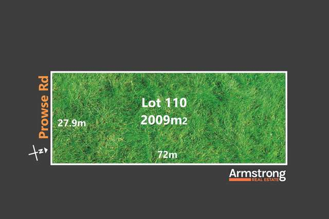 LOT 110 Prowse Road, Winchelsea VIC 3241